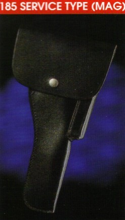 Flap Holster & Mag