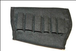 RIFLE STOCK AMMO HOLDER