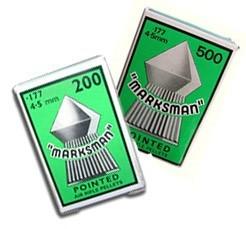 .177 MARKSMAN POINTED 500