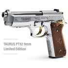 TAURUS ARMAS PT92 - 9mm - SPECIAL LIMITED EDITION