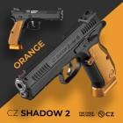 CZ 75 SHADOW 2 ORANGE - 9mm