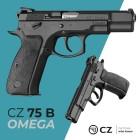 CZ 75 B OMEGA - 9mm