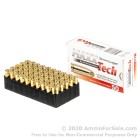 MAXX Tech 124gr FMJ - 9mm - 50 Rounds