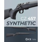 CZ RIFLE - 457  - 22LR - SYNTHETIC