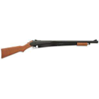 air rifle; daisy model 25 pump action