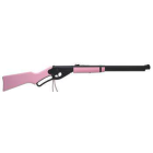 air rifle; daisy red ryder  pink