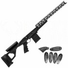HOWA CHASSIS - 243 - SHORT ACTION - 10RD BLACK