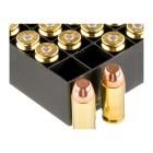 NOBLETEQ 40 S&W CMJ 180gr AMMUNITION RELOADS 50 PER BOX