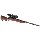 SAVAGE AXIS 2 HARDWOOD - 223REM ***WITH SCOPE, CASE ETC***