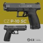CZ P-10SC - 9mm - SEMI COMPACT
