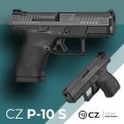 CZ P-10S - 9mm - SUB COMPACT