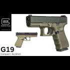 GLOCK 19 Gen3 - OLIVE