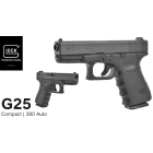 GLOCK 25 Gen3 - .380ACP(9mm Short)