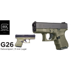 GLOCK 26 Gen3 - OLIVE