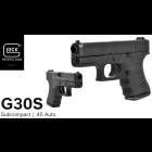 GLOCK 30S Gen3 - .45ACP