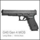 GLOCK 40 Gen4 MOS - 10mm AUTO