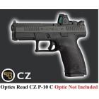 CZ P-10C OR- Optics Ready - 9mm - COMPACT