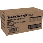 WINCHESTER 223 55GR FMJ 1000 rounds