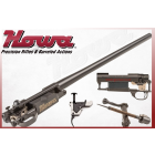 "223REM - BLUE - MINI HEAVY BARREL 20"" - TRHEADED/CAP - HOWA M1500 - BARRELED ACTION"