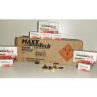 MAXX Tech 124GR FMJ - 9mm - 1000