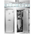 Rifle Safe MD 12