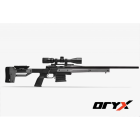 ORYX TIKKA T3 - SHORT ACTION -  RIGHT HAND CHASSIS - GREY