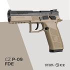 CZ P-09 FDE - 9mm
