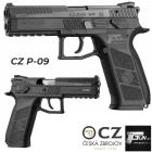 CZ P-09 9mm
