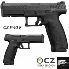 CZ P-10F 9mm FULL SIZE