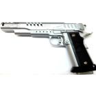 METRO ARMS RAPIDO, , 9mmP MAJOR,  CHROME 4 mags 18+1 Shot