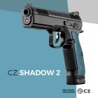CZ 75 SHADOW 2  9mm