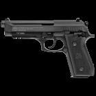TAURUS PT92 - 9mm - ACCESORIES RAIL - 17ROUND + 3MAGAZINES
