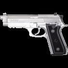 TAURUS PT92 - 9mm -Stainless Steel - 17Round + 2Magazines